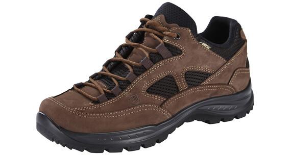 Hanwag Gritstone Wide GTX Shoes Men light brown